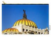 Dome Of Palacio De Las Bellas Artes Carry-all Pouch