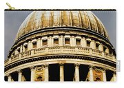 Dome Of St. Paul's Cathedral Carry-all Pouch