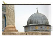 Dome Of The Rock Close Up Carry-all Pouch