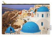 Domes Of Santorini Carry-all Pouch