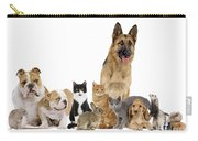 Domestic Mammal Pets Carry-all Pouch