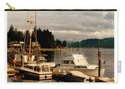 Domino At Alderbrook On Hood Canal Carry-all Pouch