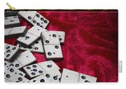 Dominoes Carry-all Pouch