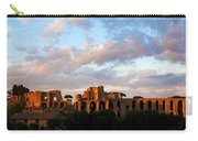 Domus Augustana  Carry-all Pouch by Fabrizio Troiani