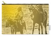 Don Quixote Rides Again Carry-all Pouch