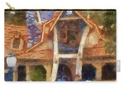Donalds Boat Disneyland Toon Town Photo Art 02 Carry-all Pouch