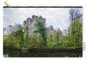 Donegal Castle In Donegaltown Ireland Carry-all Pouch