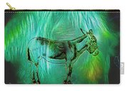 Donkey-featured In Nature Photography Group Carry-all Pouch