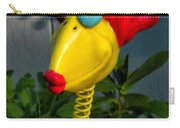 Donna's Bird Says Kiss Me Carry-all Pouch