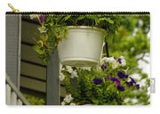 Donna's Petunias Carry-all Pouch