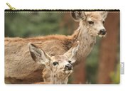 Don't You Tell Mom Carry-all Pouch