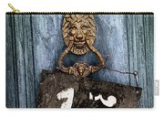 Door 15 Carry-all Pouch by Carlos Caetano