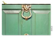 Door Knocker Carry-all Pouch
