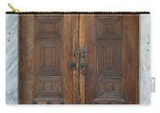 Door Of The Topkapi Palace - Istanbul Carry-all Pouch