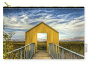 Door To The Marshlands Carry-all Pouch