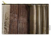 Door To The Templar Church Carry-all Pouch