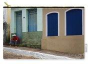 Doors And Windows Lencois Brazil 3 Carry-all Pouch