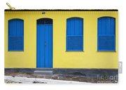 Doors And Windows Lencois Brazil 8 Carry-all Pouch
