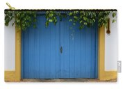 Doors And Windows Minas Gerais State Brazil 11 Carry-all Pouch