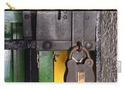Doors And Windows Minas Gerais State Brazil 12 Carry-all Pouch
