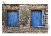 Doors And Windows Minas Gerais State Brazil 1 Carry-all Pouch
