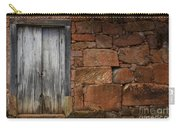 Doors And Windows Minas Gerais State Brazil 3 Carry-all Pouch