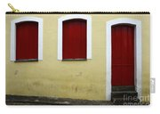 Doors And Windows Salvador Brazil 1 Carry-all Pouch