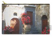 Doors In Bagnoregio Carry-all Pouch