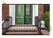 Doors Of Historic Charleston Carry-all Pouch