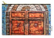 Doors Of Tuscany Carry-all Pouch