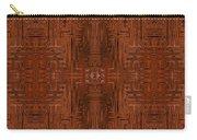 Doors Of Zanzibar Cayenne Carry-all Pouch