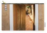 Doorway - Mesilla New Mexico Carry-all Pouch
