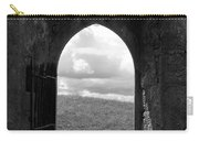 Doorway To Irish Landscape 1 Carry-all Pouch