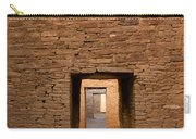 Doorways In Pueblo Bonito Carry-all Pouch