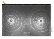 Doppler Effect Parallel Universes Carry-all Pouch by Jason Padgett