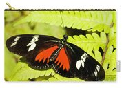 Doris Longwing Butterfly Carry-all Pouch