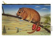 Dormouse Number Two, 1994 Carry-all Pouch