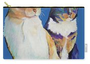 Dos Amores Carry-all Pouch by Pat Saunders-White