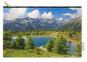 Doss Dei Gembri Lake In Pejo Valley Carry-all Pouch
