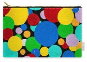 Dot Graffiti Carry-all Pouch by Art Block Collections