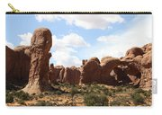 Double Arch In The Windows District Carry-all Pouch