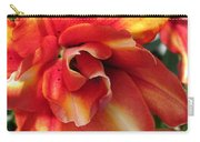 Double Asiatic Lily Named Cocktail Twins Carry-all Pouch