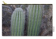 Double Barrel Saguaro Carry-all Pouch