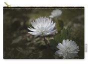 Double Bloodroot Carry-all Pouch