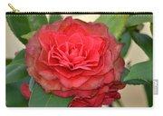 Double Blossom Camelias Carry-all Pouch