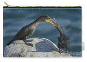 Double-crested Cormorants Carry-all Pouch