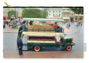 Double Decker Bus Main Street Disneyland 02 Carry-all Pouch