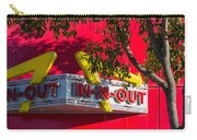Double Double With Cheese Animal Style Yum Carry-all Pouch