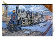 Double Header Nevada Northern Railway #1 Carry-all Pouch