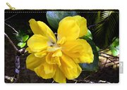 Double Hibiscus Costa Rica Carry-all Pouch